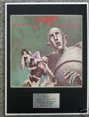 QUEEN - Framed LP Cover - NEWS OF THE WORLD
